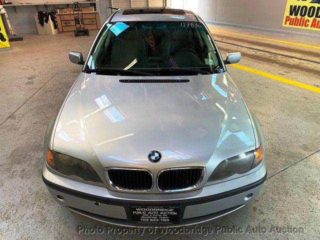 2002 Used BMW 3 Series 325i at Woodbridge Public Auto Auction, VA, IID  18885898