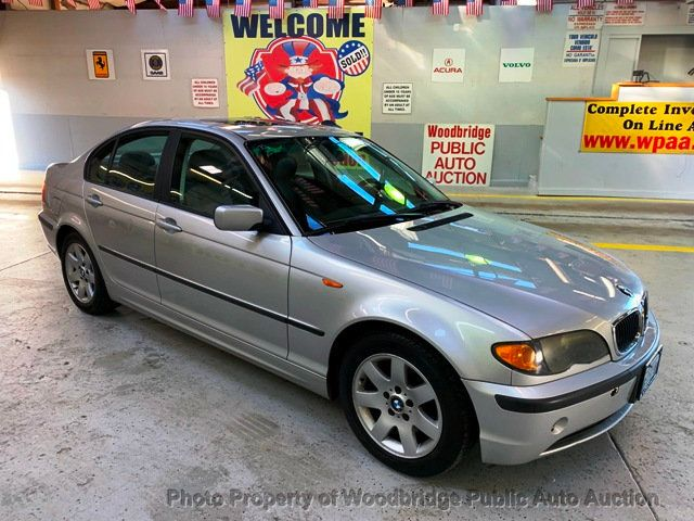 2002 Used BMW 3 Series 325i at Woodbridge Public Auto Auction, VA, IID  18885898