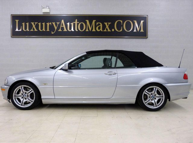 2002 Used BMW 3 Series 330Ci Convertible at Luxury AutoMax Serving ...