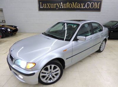 2002 BMW 3 Series 330xi Sedan