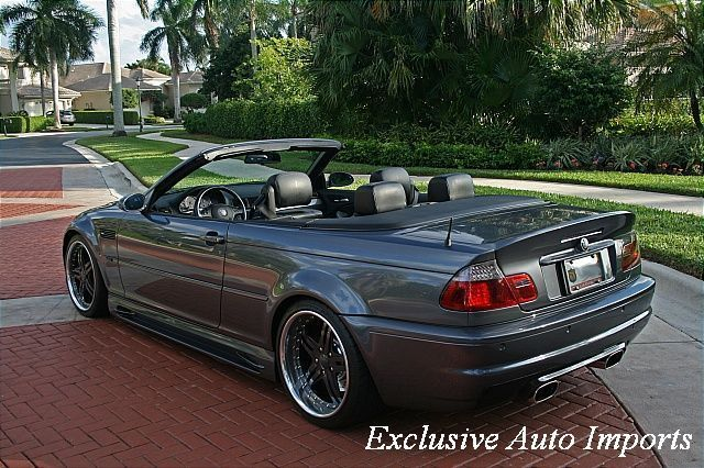 2002 BMW 3 Series Convertible - Click to see full-size photo viewer