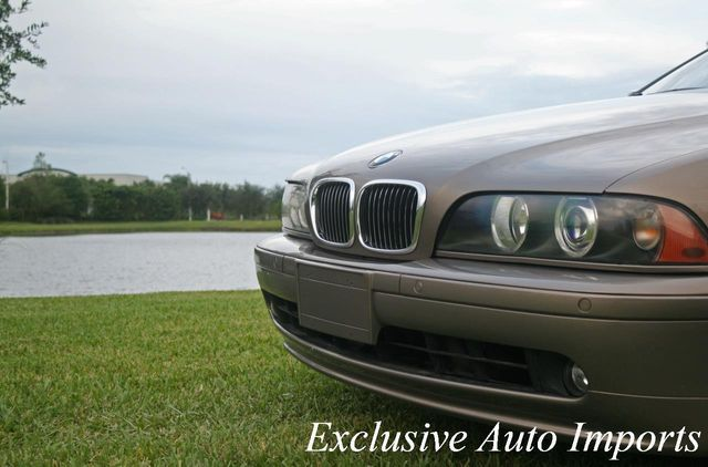 2002 BMW 5 Series 2002 BMW 540i 540iM V8 SEDAN SPORT - Click to see full-size photo viewer