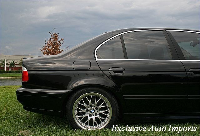 2002 used bmw 5 series 530i at exclusive auto imports. Black Bedroom Furniture Sets. Home Design Ideas