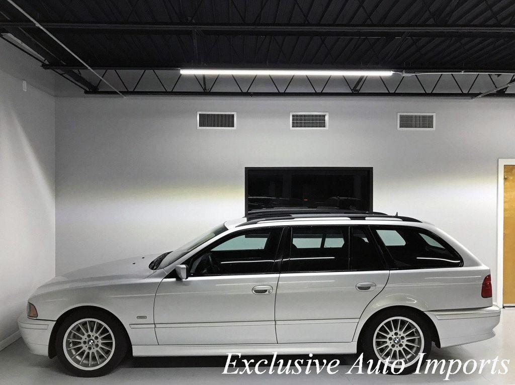 2002 Used Bmw 5 Series 540ita Sport E39 M62 4 4l V8 Touring Wagon Rare At Exclusive Auto Imports Serving Pompano Beach Fl Iid 17759603