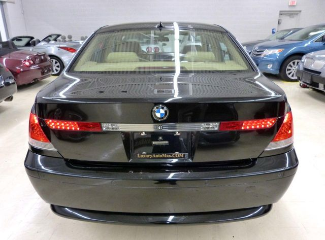 2002 Used BMW 7 Series 745i at Luxury AutoMax Serving Chambersburg ...