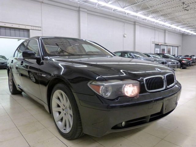 2002 Bmw 7 Series 745i Click To See Full Size Photo Viewer