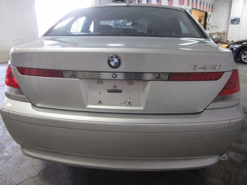 2002 Used BMW 7 Series 745i / 4.4L V8 / PREMIUM at Contact Us ...