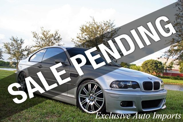 "2002 BMW M3 2002 BMW E46 M3 COUPE 6-SPEED MANUAL 19"" UPGRADED RARE!"