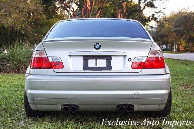 "2002 BMW M3 2002 BMW E46 M3 COUPE 6-SPEED MANUAL 19"" UPGRADED RARE! - Click to see full-size photo viewer"