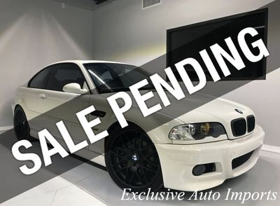 "2002 BMW M3 2002 BMW E46 M3 COUPE SMG 19"" CSL UPGRADED RARE COLOR COMBO"