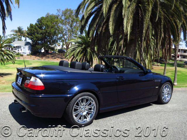 2002 Used Bmw M3 Convertible Smg At Cardiff Classics