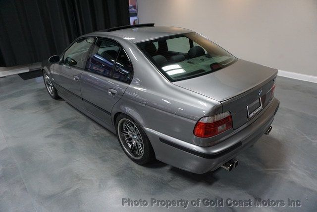 2002 BMW M5  - Click to see full-size photo viewer