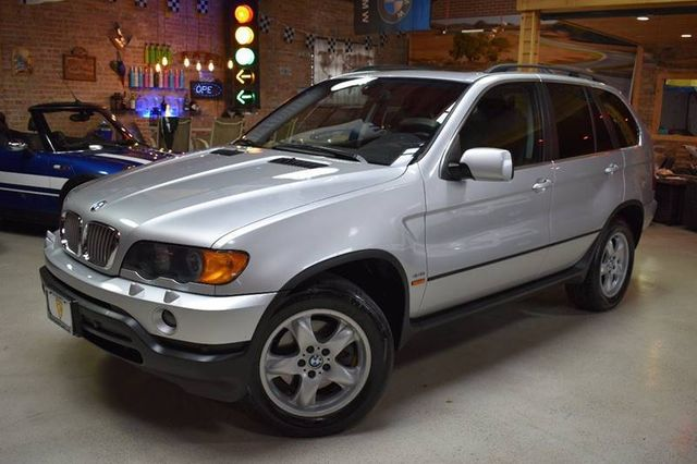 2002 Bmw X5 44i Sav For Sale Summit Argo Il 6485 Motorcarcom
