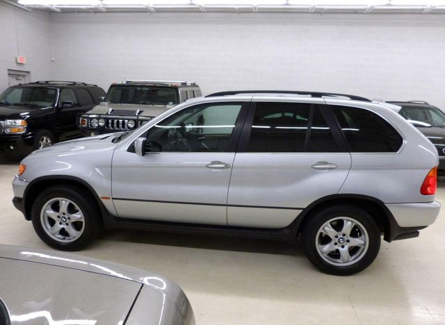 2002 Used Bmw X5 44i At Luxury Automax Serving Chambersburg Pa