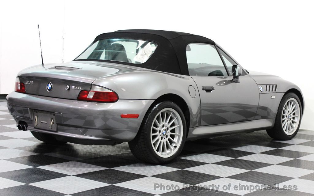 2002 used bmw z3 z3 roadster at eimports4less serving doylestown bucks county pa iid. Black Bedroom Furniture Sets. Home Design Ideas