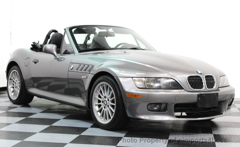 2002 Used Bmw Z3 Z3 3 0i Roadster At Eimports4less Serving Doylestown Bucks County Pa Iid