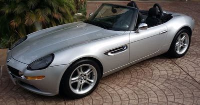 2002 BMW Z8 Roadster - Click to see full-size photo viewer