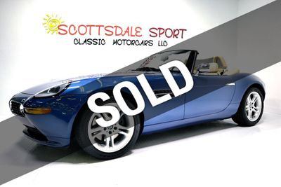 2002 BMW Z8 Roadster * ONLY 9K Miles...Topaz Blue!