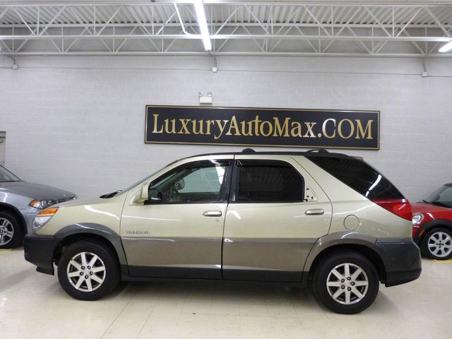 2002 used buick rendezvous cxl at luxury automax serving. Black Bedroom Furniture Sets. Home Design Ideas