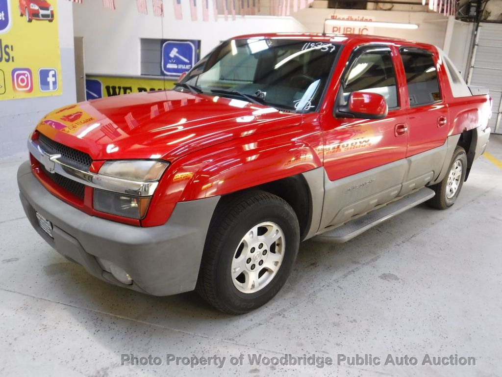 "2002 Chevrolet Avalanche 1500 5dr Crew Cab 130"" WB 4WD - 17417538 - 0"