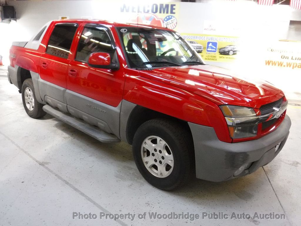 "2002 Chevrolet Avalanche 1500 5dr Crew Cab 130"" WB 4WD - 17417538 - 2"