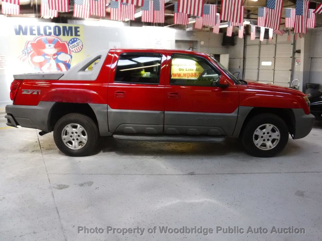 "2002 Chevrolet Avalanche 1500 5dr Crew Cab 130"" WB 4WD - 17417538 - 3"