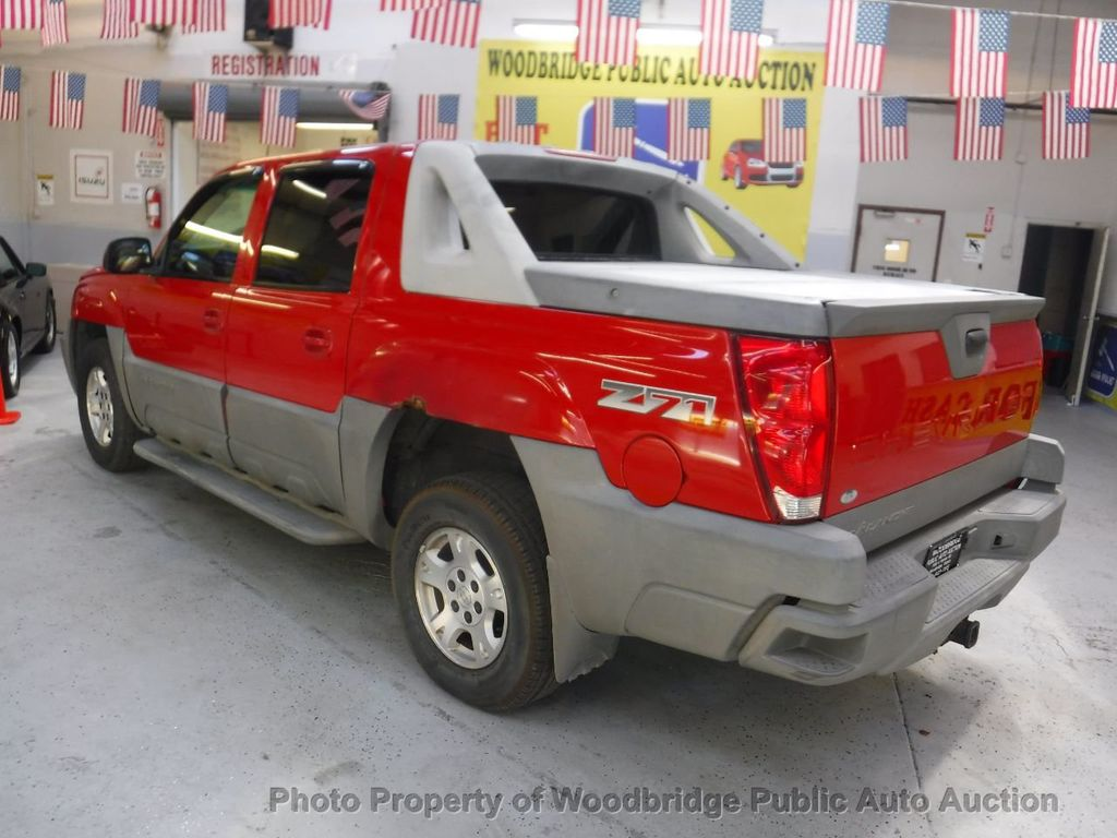 "2002 Chevrolet Avalanche 1500 5dr Crew Cab 130"" WB 4WD - 17417538 - 6"
