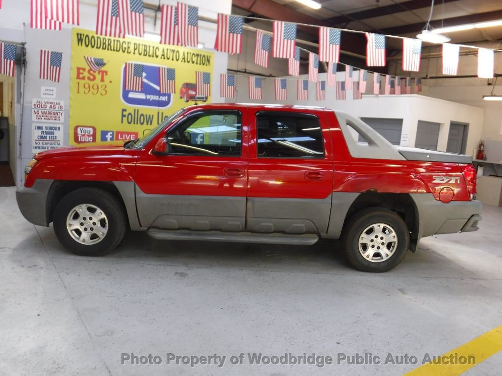 "2002 Chevrolet Avalanche 1500 5dr Crew Cab 130"" WB 4WD - 17417538 - 7"