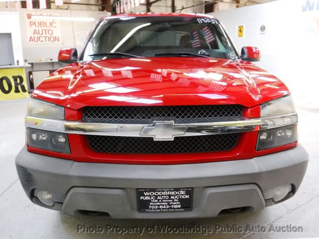 "2002 Chevrolet Avalanche 1500 5dr Crew Cab 130"" WB 4WD - 17417538 - 8"