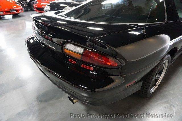 2002 Chevrolet Camaro Z28 SS - Click to see full-size photo viewer