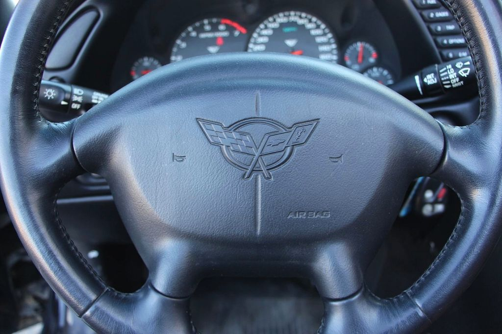 2002 Chevrolet Corvette 2dr Convertible - 18416305 - 41