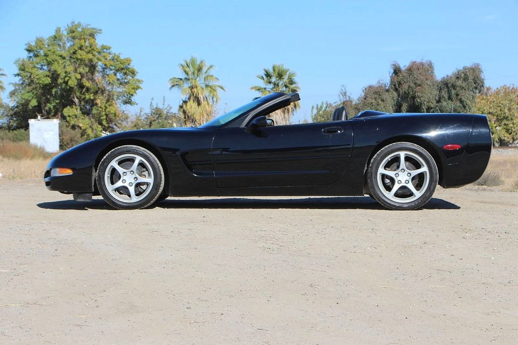 2002 Chevrolet Corvette 2dr Convertible - 18416305 - 7