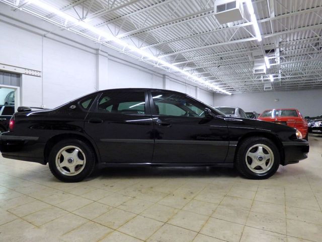 2002 Chevrolet Impala 4dr Sedan LS - Click to see full-size photo viewer