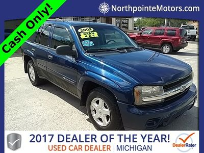2002 Chevrolet Trailblazer - 1GNDT13S922529263
