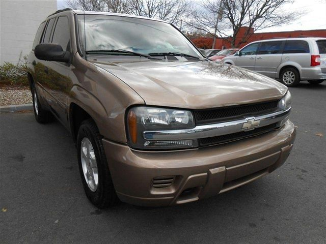 2002 Used Chevrolet Trailblazer 4dr 4wd Ls At Auto King Sales Inc