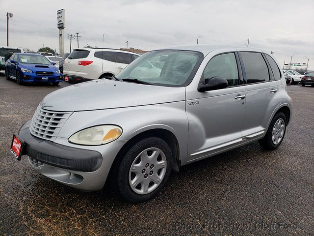 2002 Chrysler PT Cruiser 4dr Wagon