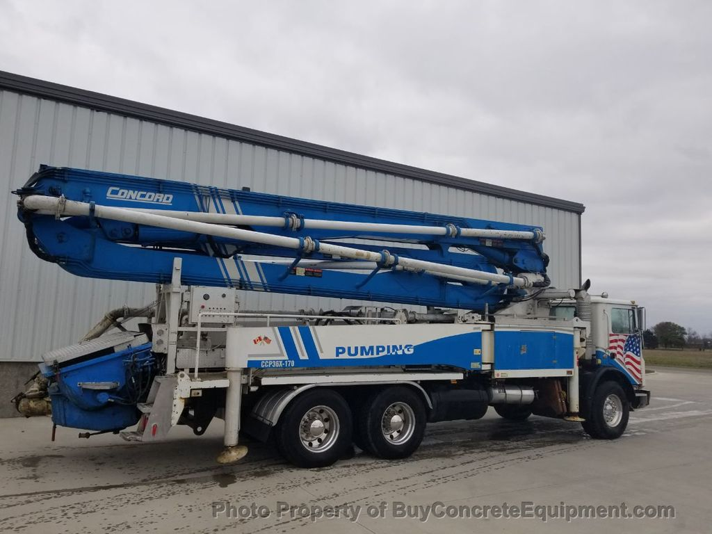 2002 Concord 36m Mack Chassis - 18296220 - 1