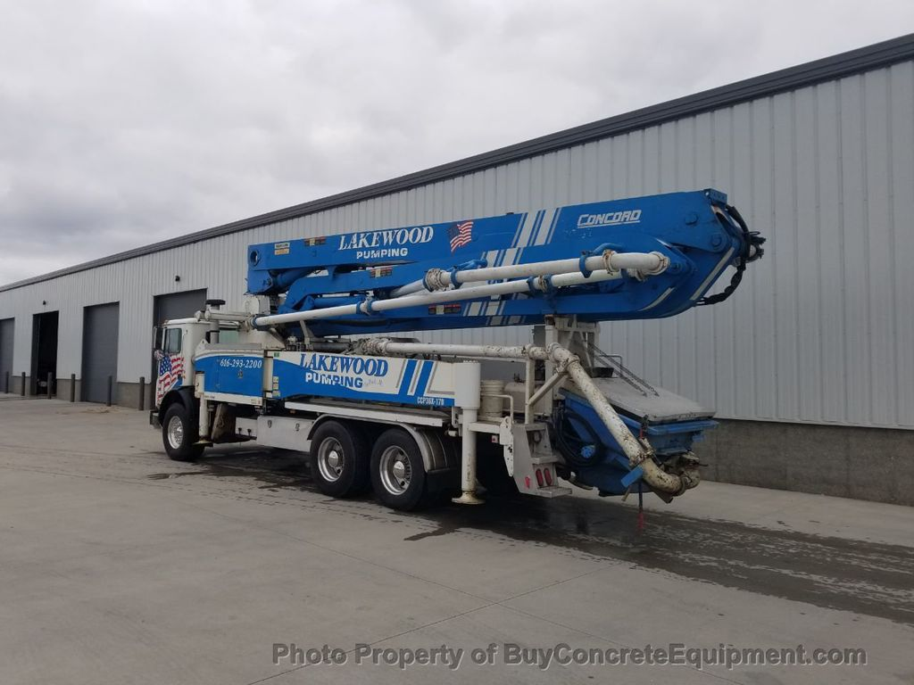 2002 Concord 36m Mack Chassis - 18296220 - 4