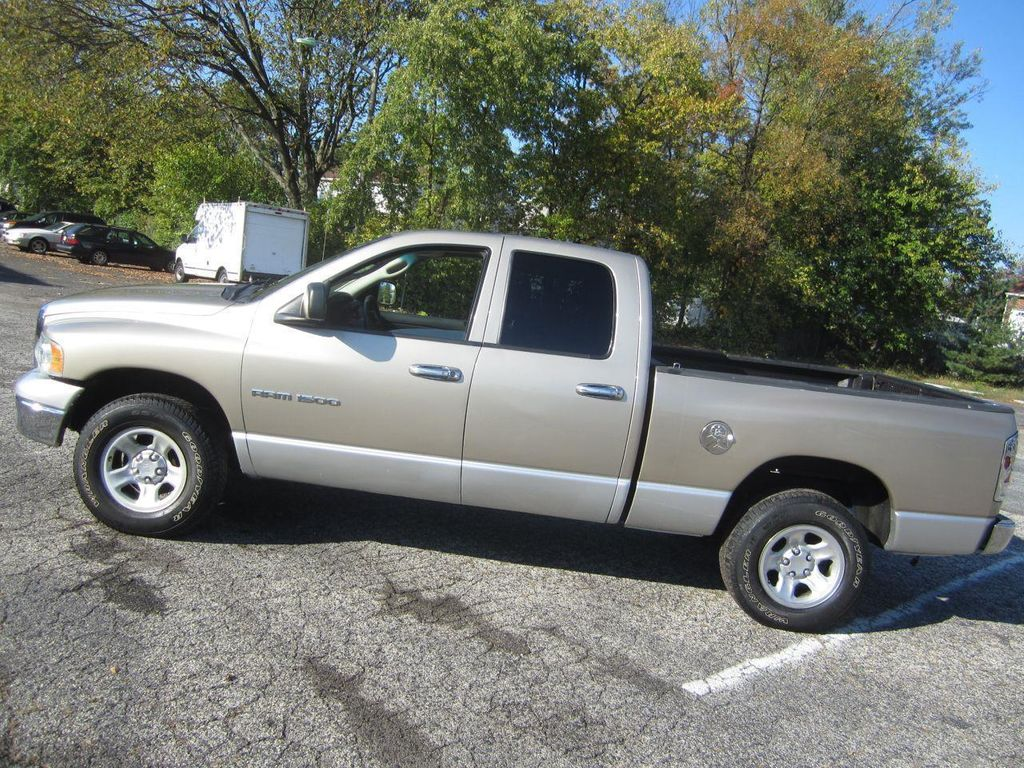 2002 used dodge ram 1500 quad cab 4x4 160 wb at. Black Bedroom Furniture Sets. Home Design Ideas