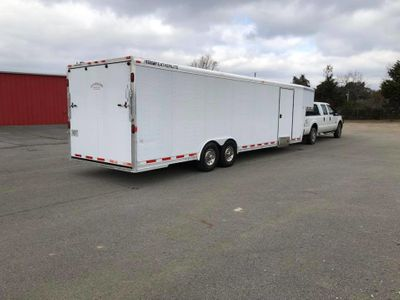 2002 Featherlite 4941  - Click to see full-size photo viewer