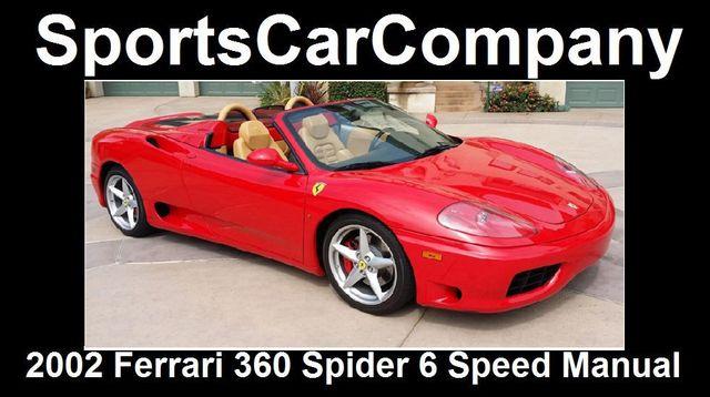 2002 Ferrari 360 2dr Convertible Spider - 16459870 - 14
