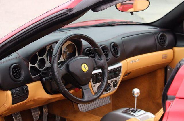 2002 Ferrari 360 2dr Convertible Spider - 16459870 - 23
