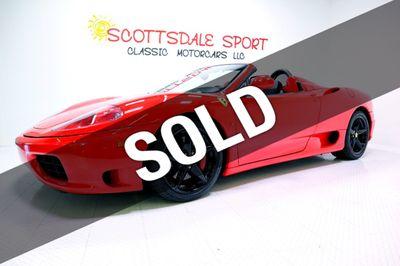 2002 Ferrari 360 F1 SPIDER * ONLY 9K Miles...Spider