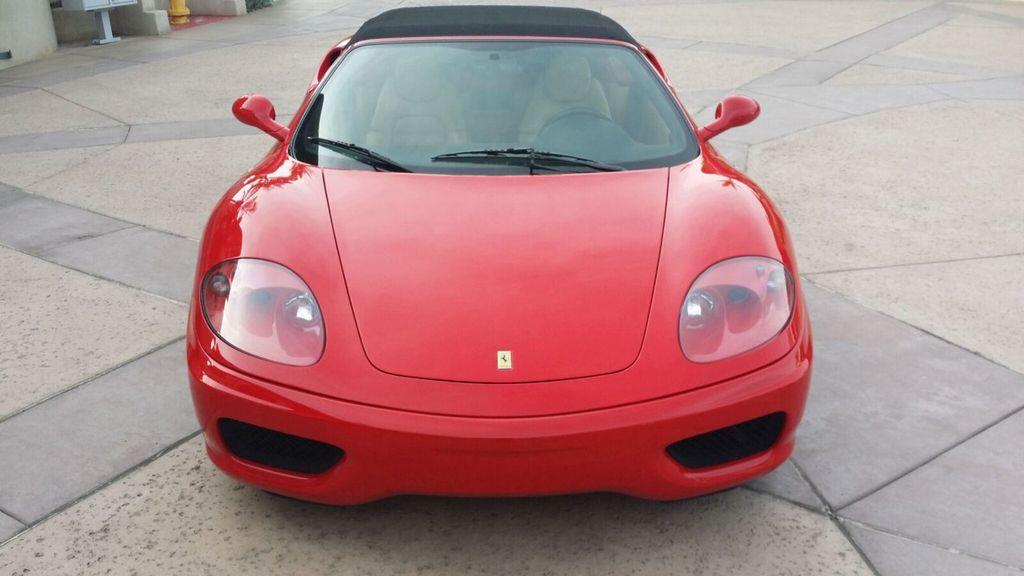 2002 Ferrari 360 SPIDER 360 SPIDER - 17019576 - 8
