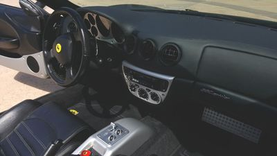 2002 Ferrari 360 SPIDER 360 SPIDER - Click to see full-size photo viewer