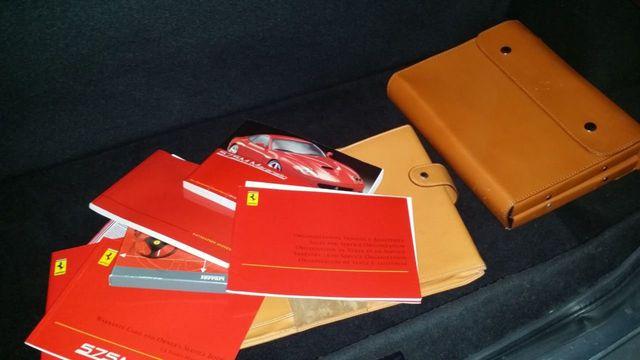 2002 Ferrari 575M Maranello 2dr Coupe F1 - 16518098 - 20