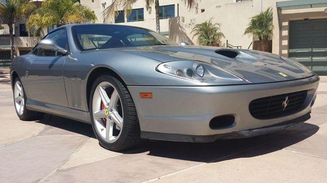 2002 Ferrari 575M Maranello 2dr Coupe F1 - 16518098 - 25