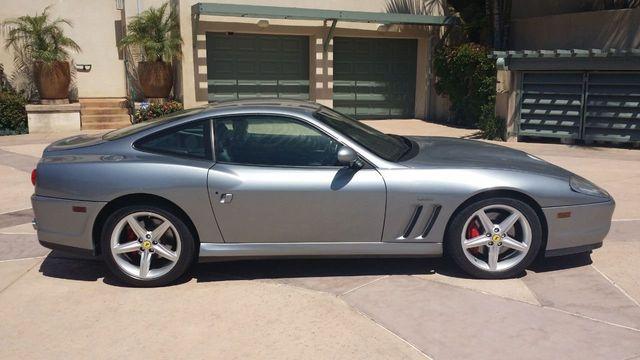 2002 Ferrari 575M Maranello 2dr Coupe F1 - 16518098 - 27