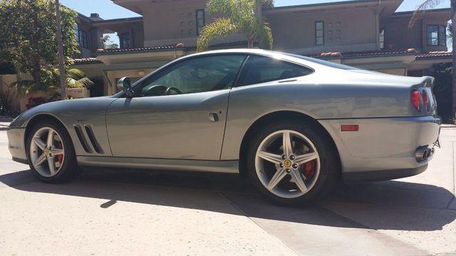 2002 Ferrari 575M Maranello 2dr Coupe F1 - 16518098 - 3