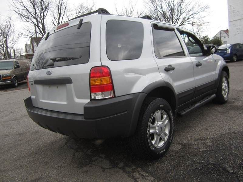 2002 used ford escape xlt premium 3.0l v6 at contact us serving